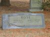 #021.007.Rose04:  Leon H.H. & Mabel Cheney Rose gravesite
